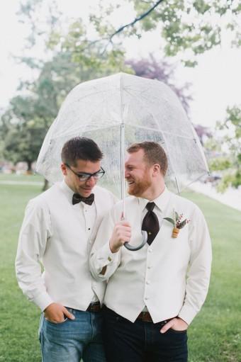 Eric & Kris Get married