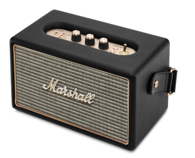 MARSHALL KILBURN PORTABLE WIRELESS SPEAKER  at the Apple Store