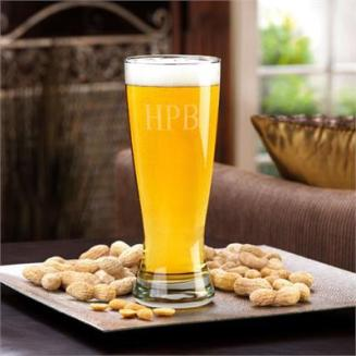 Personalized Grand Pilsner Beer Glass