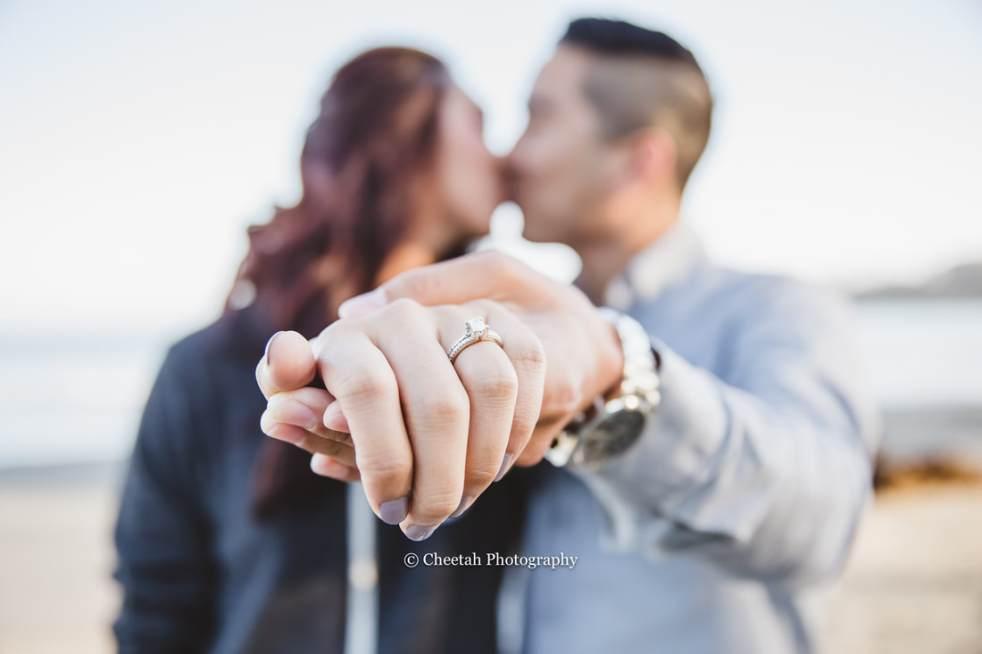 Engagement Photo provided byNadine Cheetah ofCheetah Photography