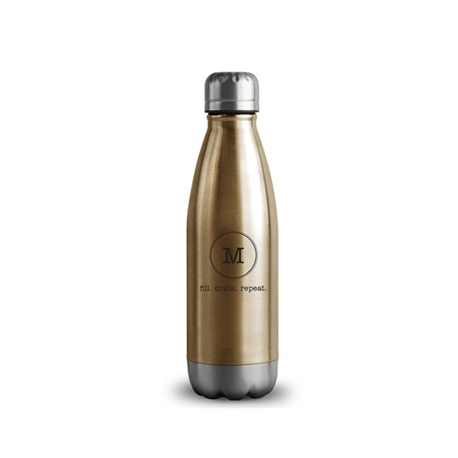 Stay cool in the hot summer heat with this Central Park Travel Bottle